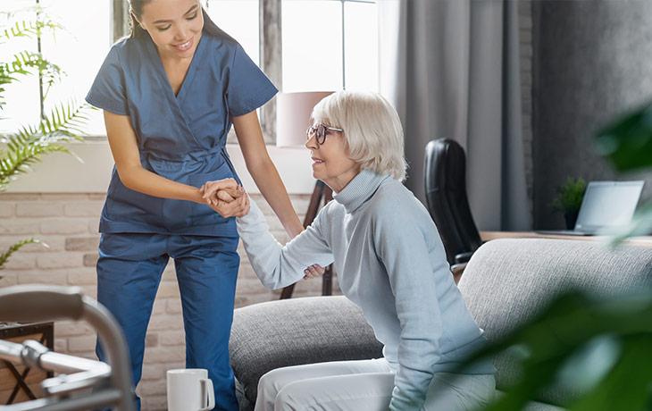 Senior Home Care In Toronto